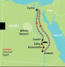 egypt-map