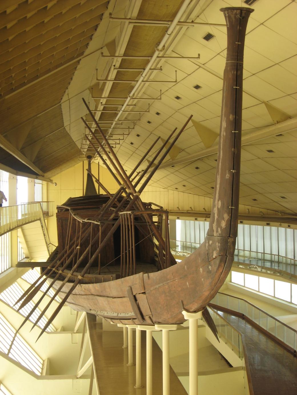 Solar Boat Museum - 5/7/07