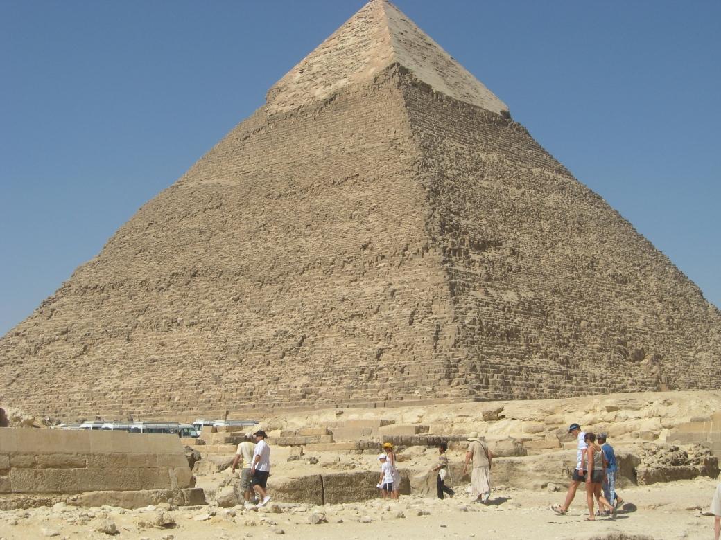 Giza Pyramids - 5/7/07