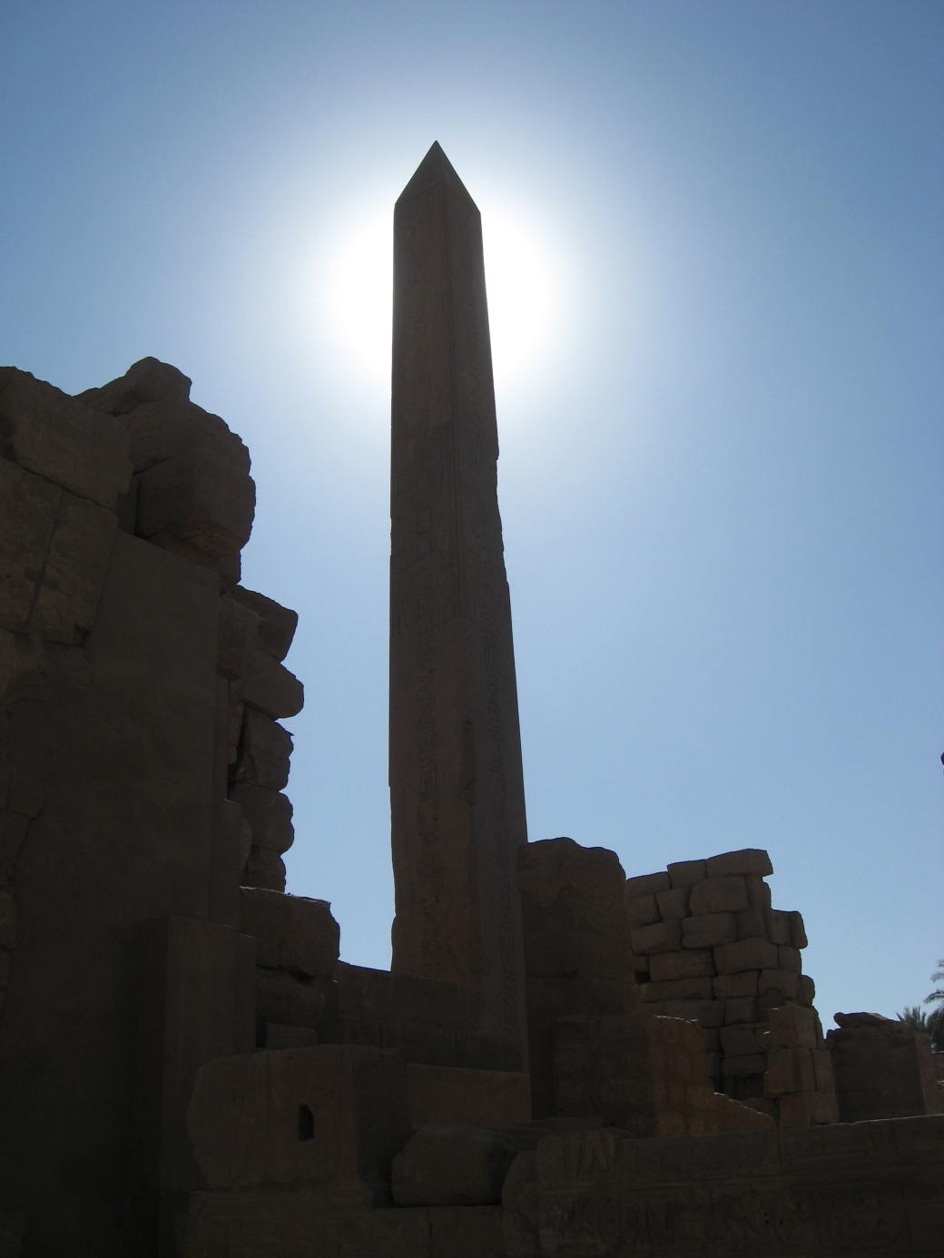 Karnak Temple - 6/7/07