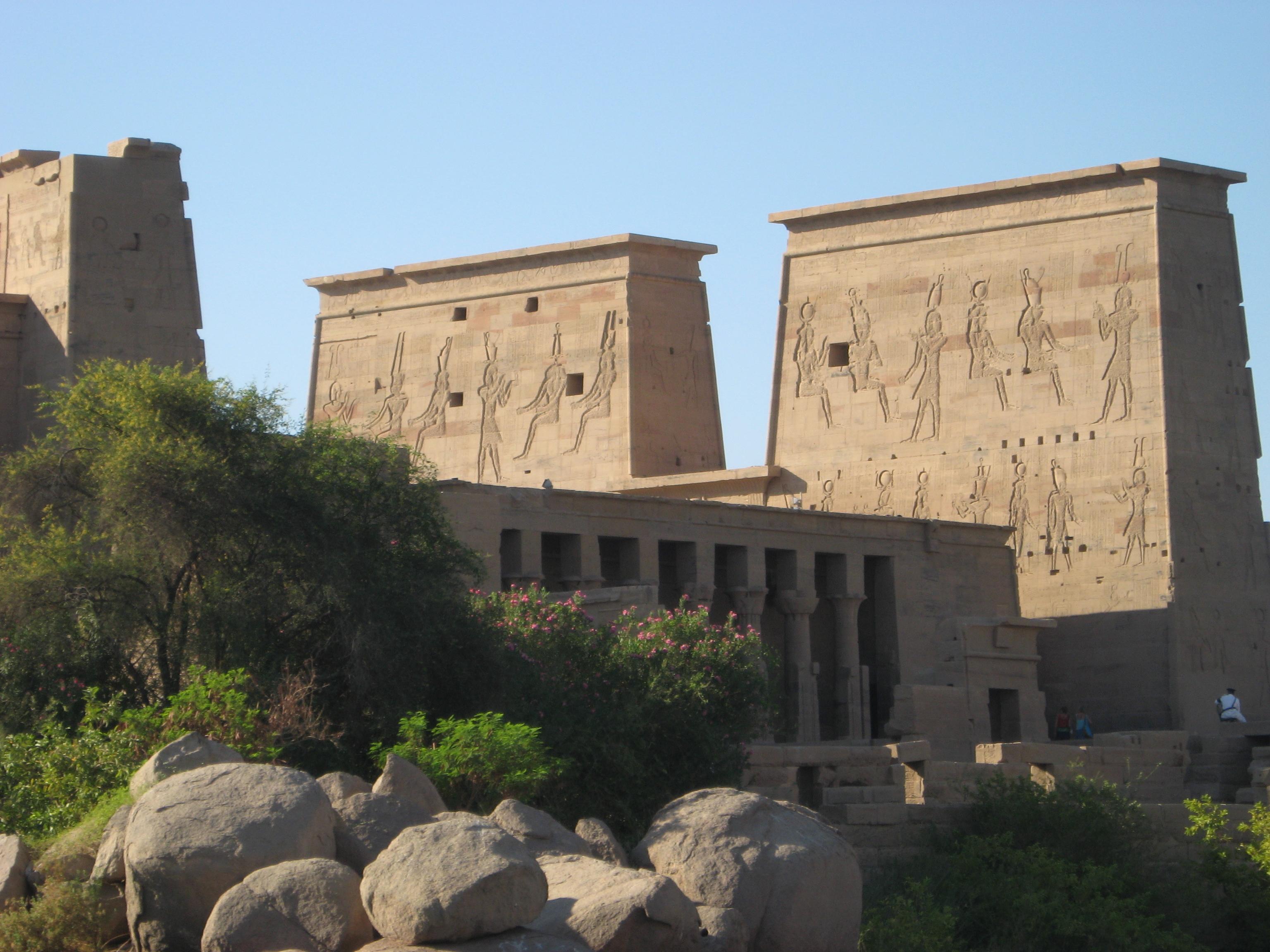 Philae Temple - 9/7/07